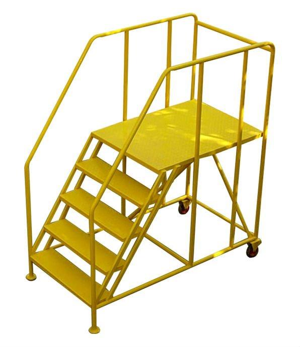 Mobile trabajo plataforma escalera 04 6004 otros for Escaleras de trabajo