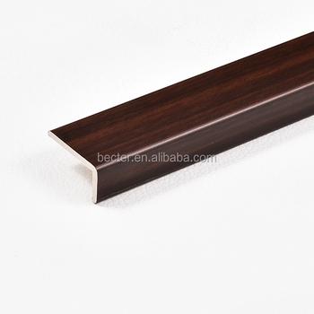 L Shape Pvc Flooring Edge Trim