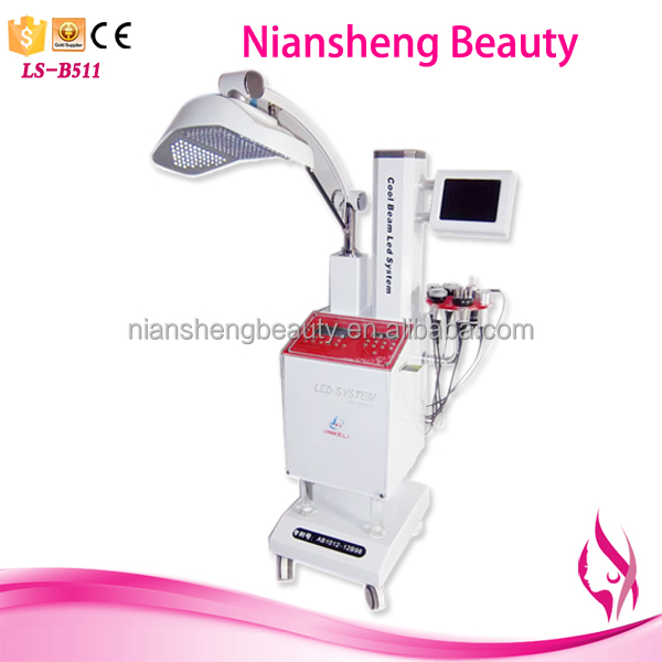 Professional Highest power LS-B511 led light photon dynamic therapy pdt machine