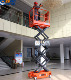 Customized Small Scissor Lift for Home Use with Self-lock