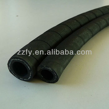 SAE 30R7 Textile Braided Low Pressure Fuel Hose, View texitle braided fuel  hose, XFY Product Details from Shenyang Xinfeiyu Rubber Products Co , Ltd