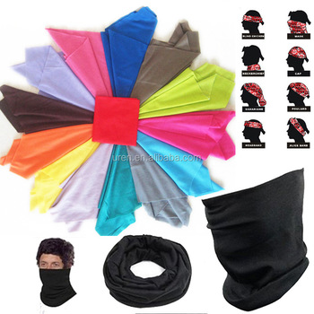 Solid color Cooling Bandana Wholesale Custom Headwear