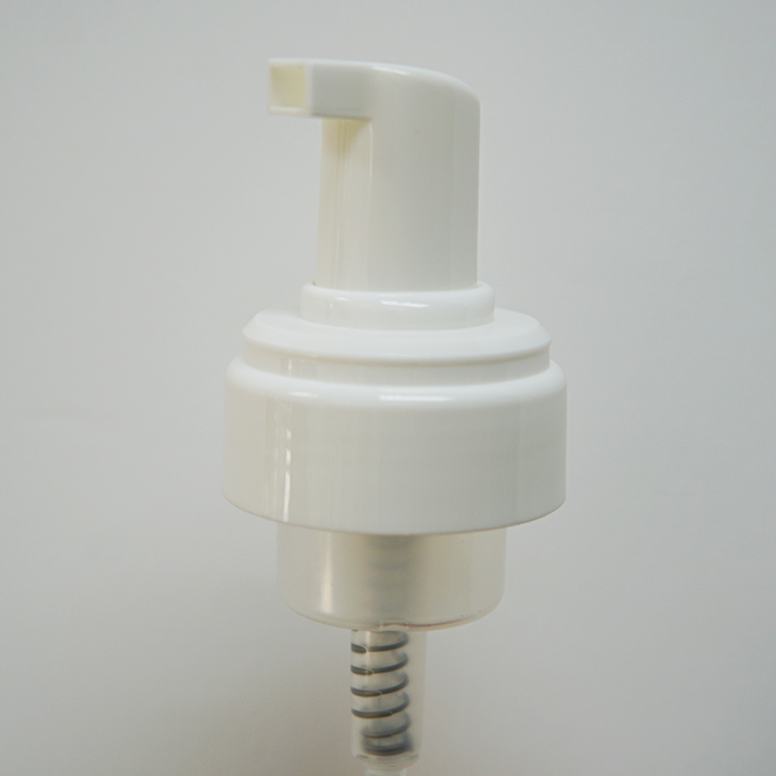PET Plastic Type and foam Sprayer Sealing Type plastic foam pump bottle
