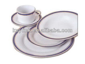 New style hotsell copper dinnerware set