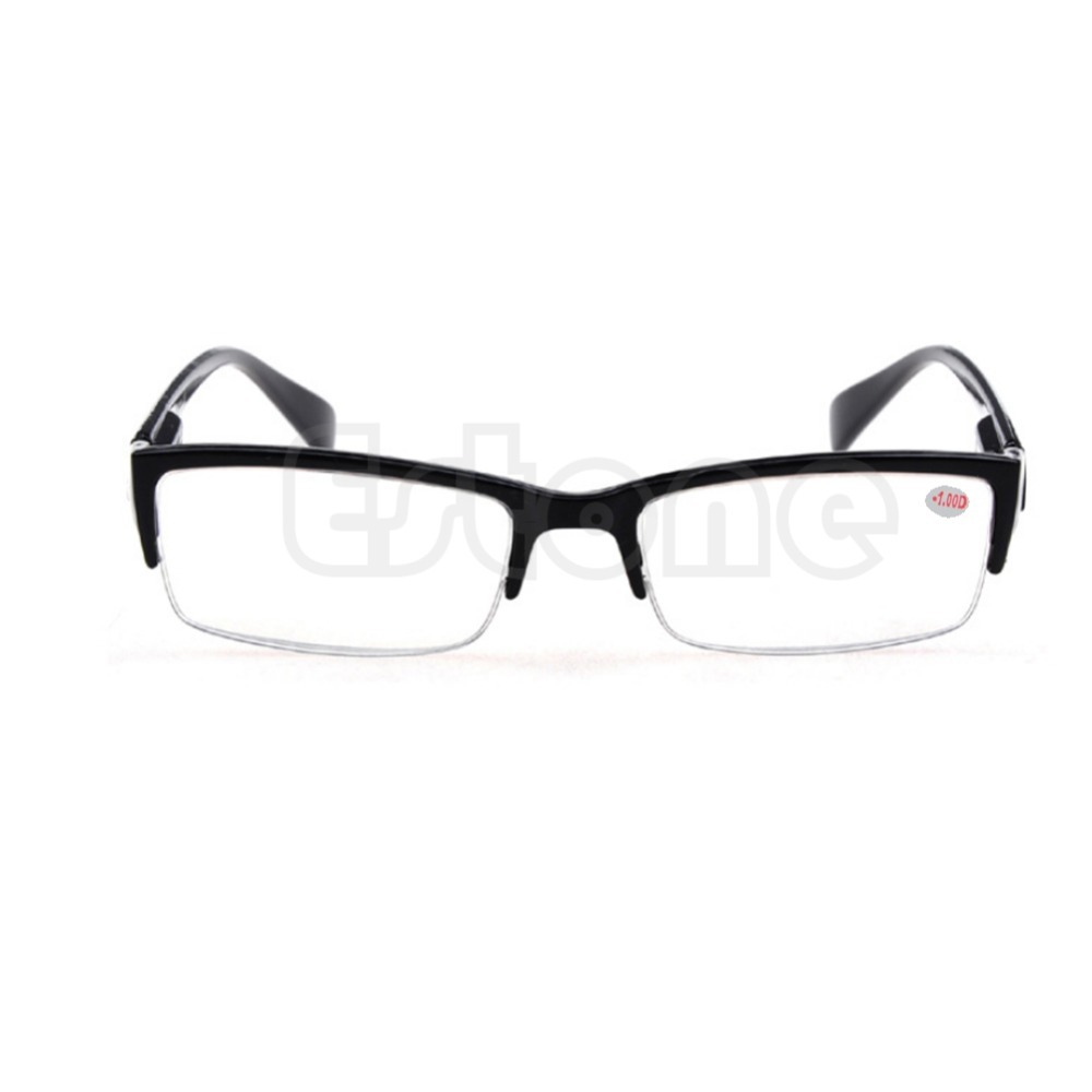 e980b4ba07 Semi Rimless Glasses