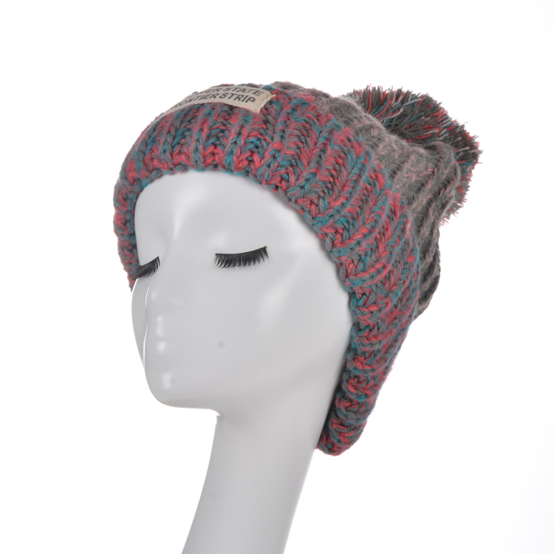 New Russian Beanie Hat Custom Pom Pom Bobble Hat Funny Hats For Skiing  Winter - Buy Russian Beanie ff68a4ee0e2