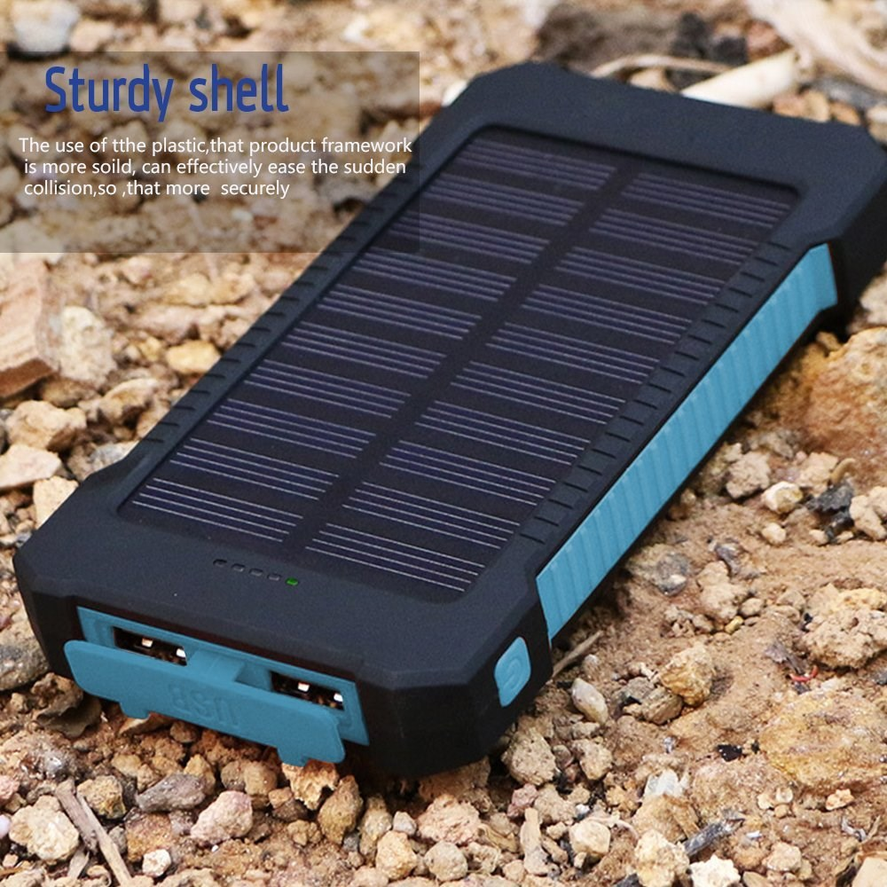 New Arrival Promo Gifts Solar Panels Solar Power Bank