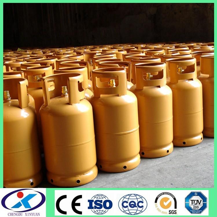 12 5 kg cilindro de gas lpg alta calidad bombonas de gas for Cilindro de gas 15 kilos