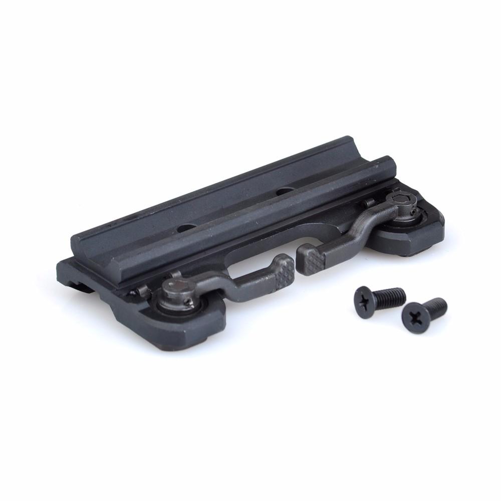 7147683eb5e09 QD Mount for ACOG Series Rail Scope Mount Hunting Accessories Riflescope Gun