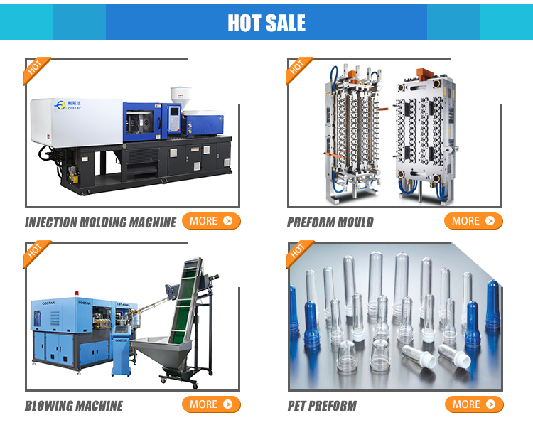 98 ton horizontal injection molding machine price