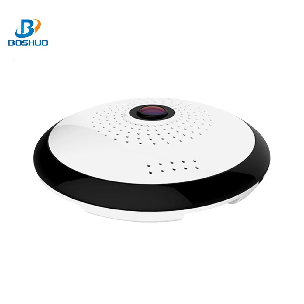 2MP Wireless Outdoor 360 Degree Panoramic Surveillance Wifi CCTV Bullet IP Camera