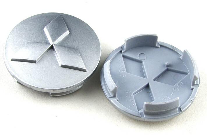 811ad91439d Get Quotations · 4pcs 60mm Wheel Center Centre Caps Hub Caps for Mitsubishi  Free shipping
