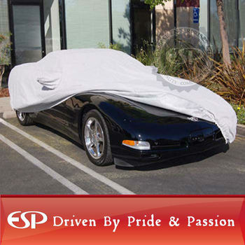 Mustang custom fit car cover