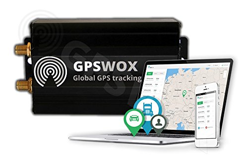GPS/GPRS Vehicle Tracker (Car Tracking Device) & FREE – GPSWOX Tracking System
