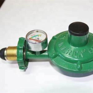 Low Pressure Cooking Reducing Lpg Gas Cylinder Regulator