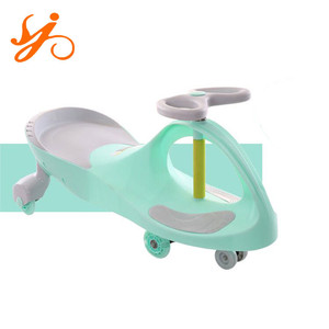 New design swing car children / new model swing car slider / baby musical swing