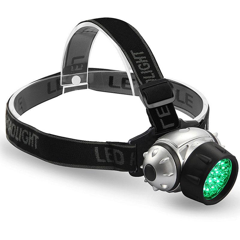 Tournevis Vert Chasse Blanc Mode Frontale Uv 3 Lampe 12 Éclairage doeCxB