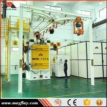 Mayflay Hanger Automatic Shot Blasting Machinery Equipment