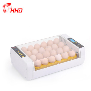 98% hatching rate CE small egg hatch machine emu egg incubator for selling