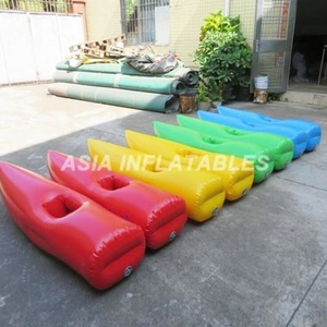 2018 water toy inflatable walk on water shoes for sale