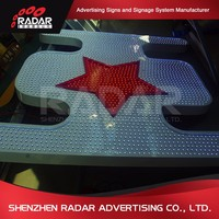Accept customized open sign led for sale for Advertising Light Boxes