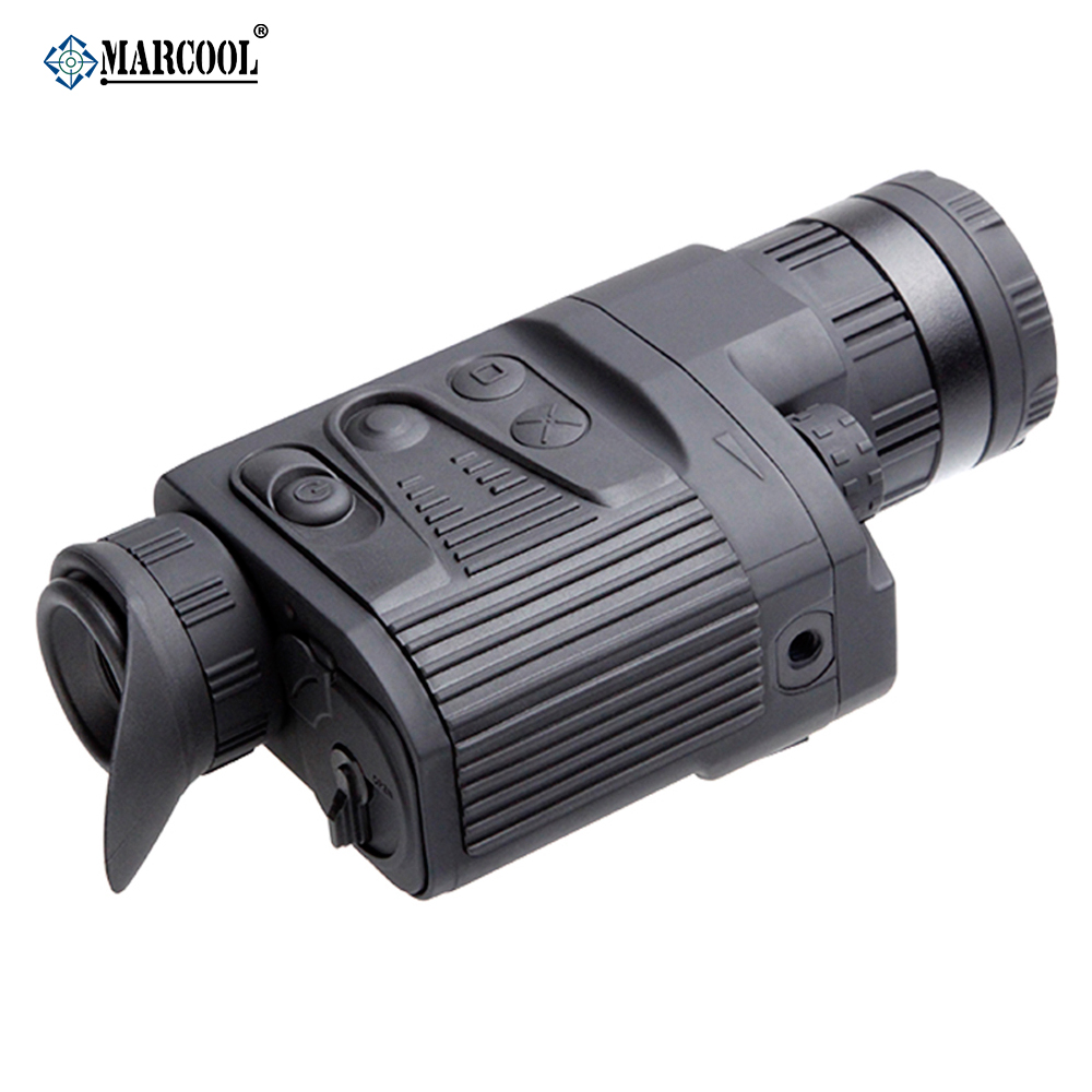 Pulsar Quantum Lite XQ30V Thermal Imaging Monocular Camera Weapon Sight Night Vision