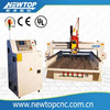 high quality cnc router machine 4 axis/4 axis rotary wood cnc router/woodworking vacuum bed cnc router 1325 ATC