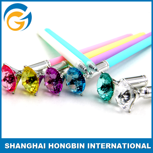 Promotional Colorful Rhinestone Pen