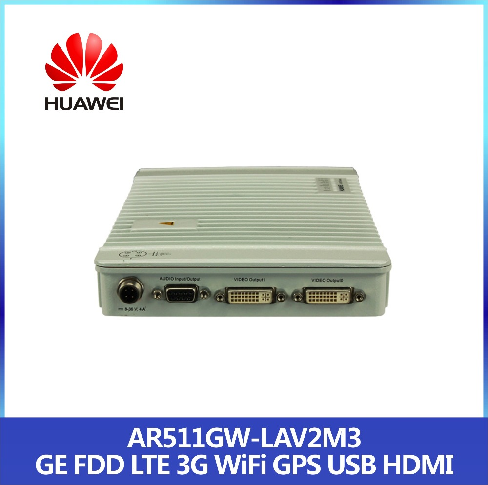 Best Price HUAWEI AR510 Series Gateway AR511GW-LAV2M3 WiFi Router supports 4G 3G