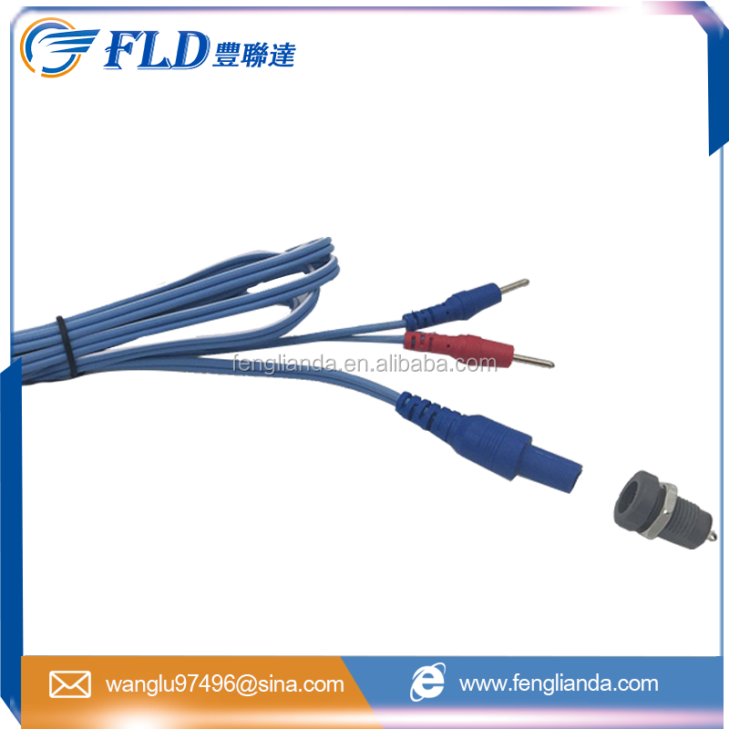 2 Pin 3 Pin Customized Leading wire for medical device with copper material