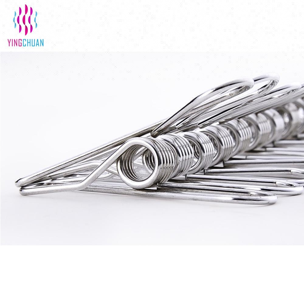 Stainless steel clothes pegs for sale