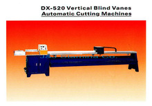 Vertical Blind Vanes automatic cut-down machine