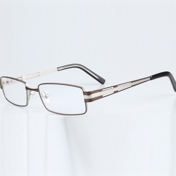 e60fd0723fb 2017 hot sale emboss attractive price classic full rim gold frame reading  glasses with CE certificate