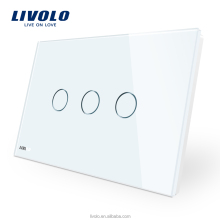 Livolo VL-C903-11 White AU standard Smart Home Automation Wall Touch Switch for sale new