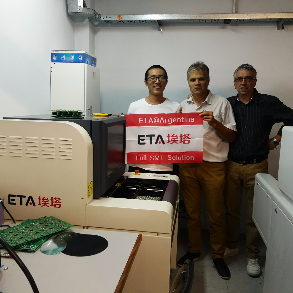 High Quality Stencil Printer SMT 18