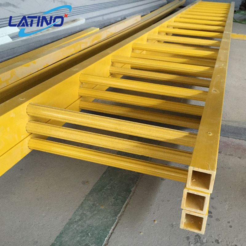 FRP Extrusion Profile Extruded FRP Plastic Profile,High strength Chemical resistant extruded plastic profile