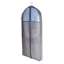 Cheap pe non woven baby suit clear garment bags dress handmade custom hair cover