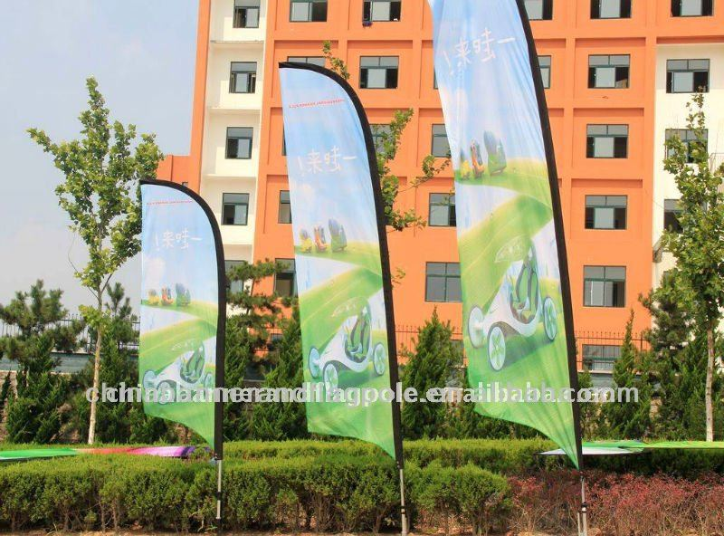 kawa display advertising outdoor roll up banner stand