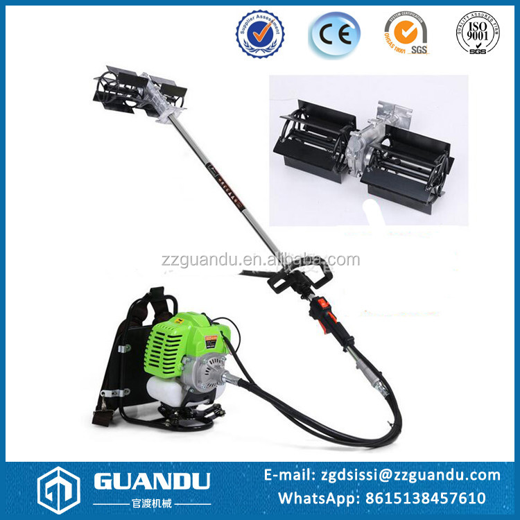 Agriculture machinery equipment the green machine weeder cultivator