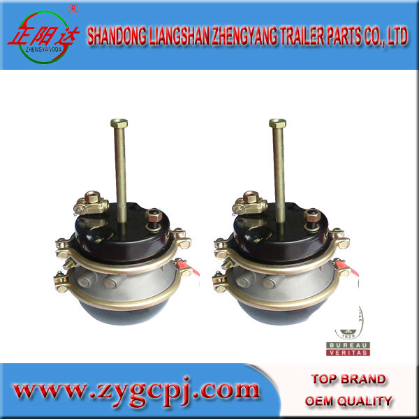 Trailer Axle Air Brake Chamber Famous Manufacturer In China 3030 ...