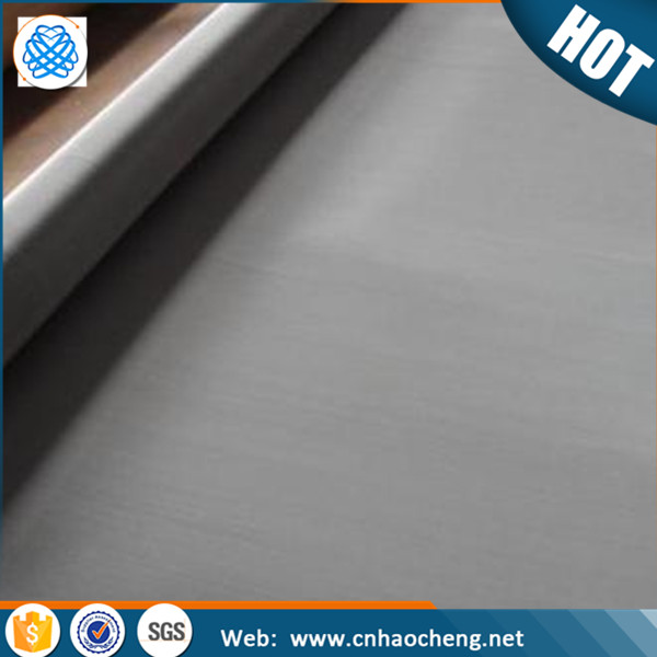 Non magnetic 200 mesh 75 micron inconel 600 601 625 woven wire cloth /mesh fabric