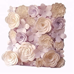 Direct Factory Price First Choice artificial wedding flowers wall backdrops