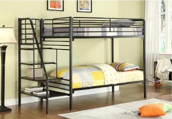 Etagenbetten Für Erwachsene Günstig : Camp metall etagenbetten erwachsene mit