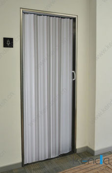 Bathroom Best Price Pvc Folding Door - Buy Best Price Pvc ...