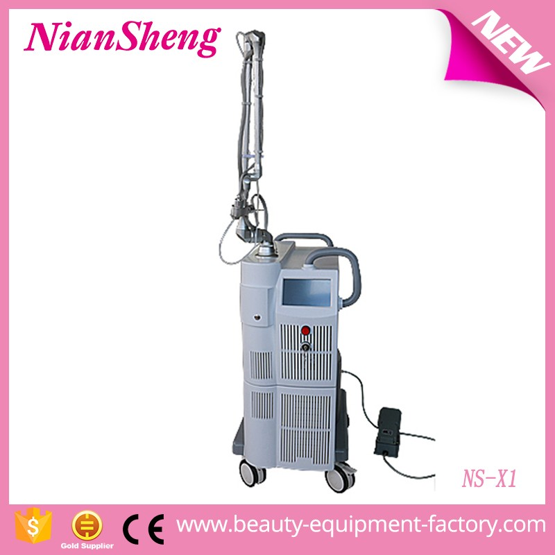 2017 New Fractional CO2 laser beauty equipment for hyperpigmentation reduction