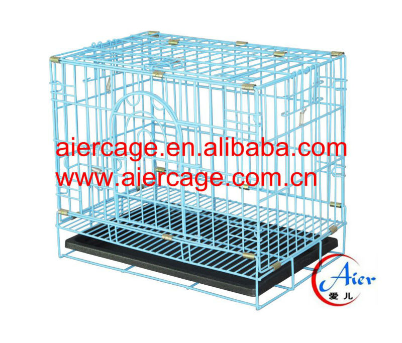 Good after-sales service crating a puppy dog cages & pens