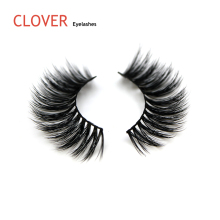 Wholesale Makeup Private Labeling 3D Mink Strip Eye Lashes