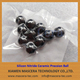 Diameter 9.525mm Silicon Nitride Si3N4 Ceramic Precision Bearing Balls