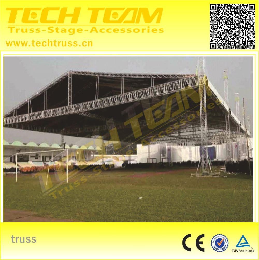 D76 rs30 aluminum stage truss used aluminum truss buy for Buy trusses