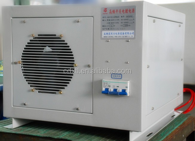 High Frequency Switching Power Supply 12V 3000A for industral
